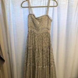 JM maxi dress 1960